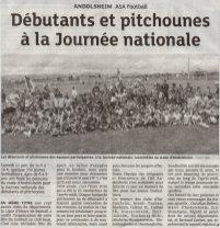 article Dna Journée nationale débutant