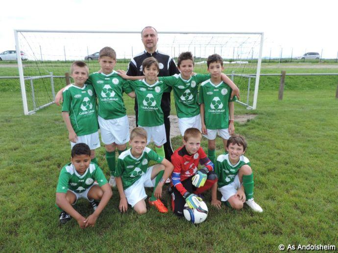 as andolsheim U 11 vs Jebsheim 0