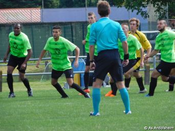 Coupe d'Alsace As Andolsheim Vs As Winzenheim 13