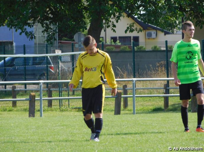 Coupe d'Alsace As Andolsheim Vs As Winzenheim 19