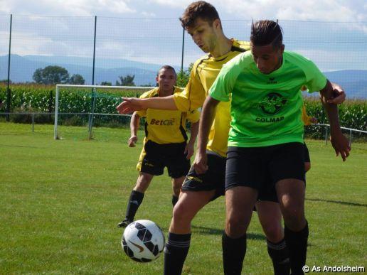 Coupe d'Alsace As Andolsheim Vs As Winzenheim 20