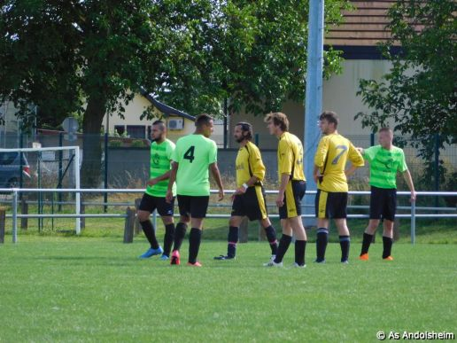 Coupe d'Alsace As Andolsheim Vs As Winzenheim 21