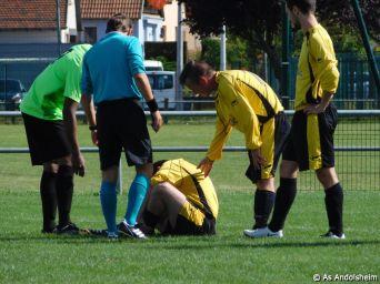 Coupe d'Alsace As Andolsheim Vs As Winzenheim 23