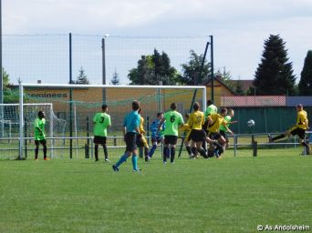 Coupe d'Alsace As Andolsheim Vs As Winzenheim 24