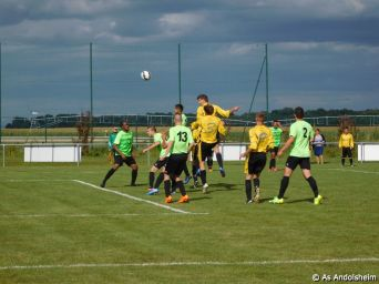 Coupe d'Alsace As Andolsheim Vs As Winzenheim 29