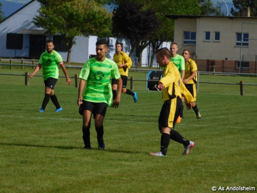 Coupe d'Alsace As Andolsheim Vs As Winzenheim 32
