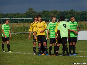 Coupe d'Alsace As Andolsheim Vs As Winzenheim 34