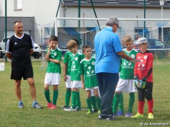As Andolsheim Tournoi de rentree U 11 FC Horbourg wihr 82