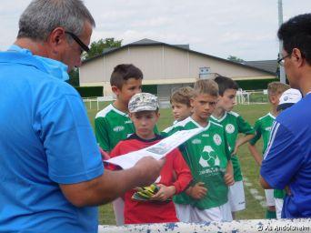 As Andolsheim Tournoi de rentree U 11 FC Horbourg wihr 86