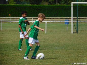 As Andolsheim Tournoi de rentree U 11 FC Horbourg wihr 93