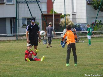 As Andolsheim Tournoi de rentree U 11 FC Horbourg wihr 94