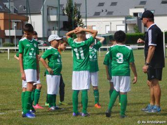 As Andolsheim Tournoi de rentree U 11 FC Horbourg wihr 97