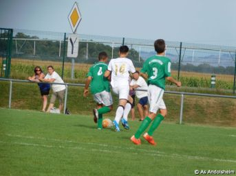 Gambardella As Andolsheim Vs Real Mulhouse 15