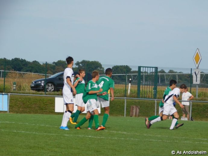 Gambardella As Andolsheim Vs Real Mulhouse 19