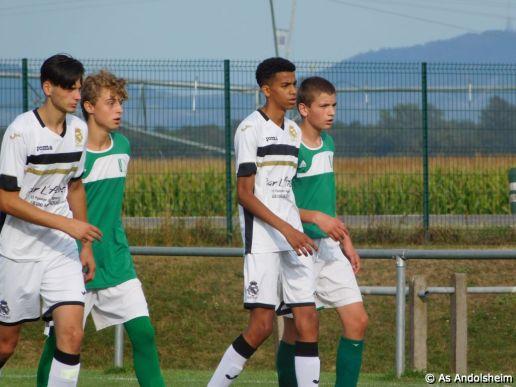 Gambardella As Andolsheim Vs Real Mulhouse 21