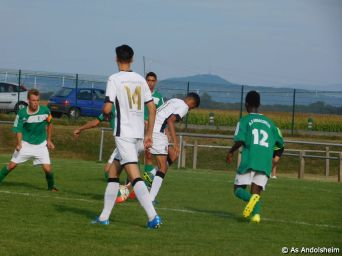 Gambardella As Andolsheim Vs Real Mulhouse 23