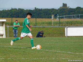Gambardella As Andolsheim Vs Real Mulhouse 25