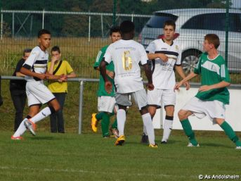 Gambardella As Andolsheim Vs Real Mulhouse 26
