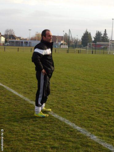 AS Andolsheim Seniors vs AS Sigolsheim 5