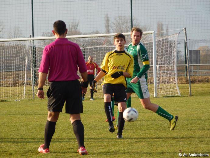 AS Andolsheim Seniors vs AS Sigolsheim 7