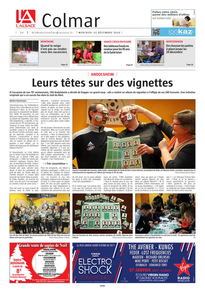 as andolsheim article journal l'alsace 4
