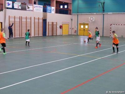 as andolsheim U 15 A tournoi en salle Fc Horbourg Wihr 1