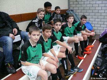 as andolsheim U 15 A tournoi en salle Fc Horbourg Wihr 5