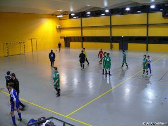 as andolsheim U 15 Promo Tournoi en salle ASC Biesheim 3