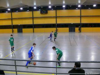 as andolsheim U 15 Promo Tournoi en salle ASC Biesheim 7