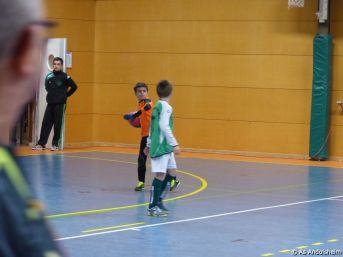 as andolsheim U 11 tournoi en salle AS Wintzenheim 12