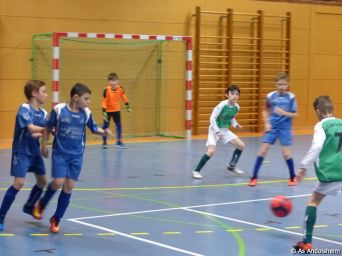 as andolsheim U 11 tournoi en salle AS Wintzenheim 13