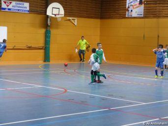 as andolsheim U 11 tournoi en salle AS Wintzenheim 16