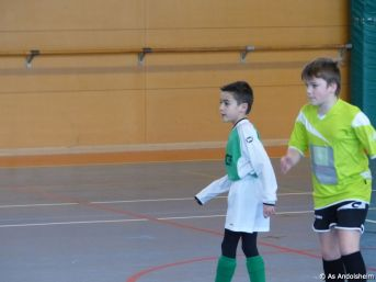 as andolsheim U 11 tournoi en salle AS Wintzenheim 22