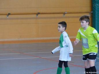 as andolsheim U 11 tournoi en salle AS Wintzenheim 22