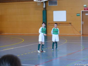 as andolsheim U 11 tournoi en salle AS Wintzenheim 23