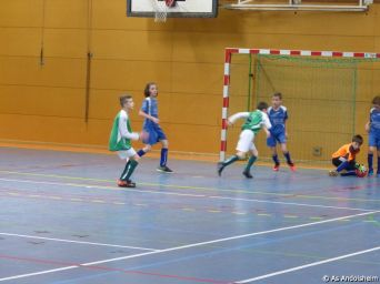 as andolsheim U 11 tournoi en salle AS Wintzenheim 9