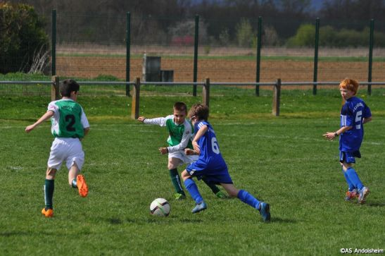 as andolsheim U 11 A vs Kaysersberg 00007