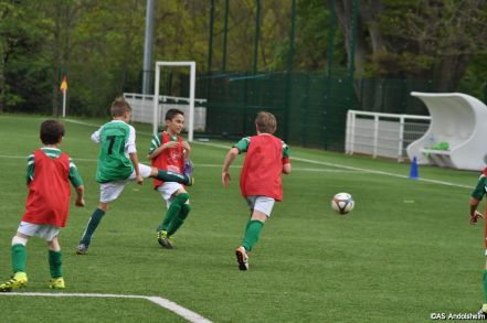 U 11 A AS Canton vert VS AS Andolsheim 00019