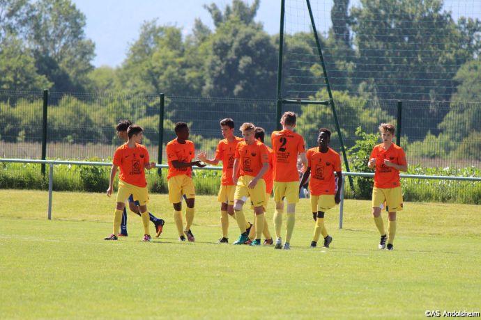 U 17 nationaux Racing Vs SAS Epinal fete du club as andolsheim 00033