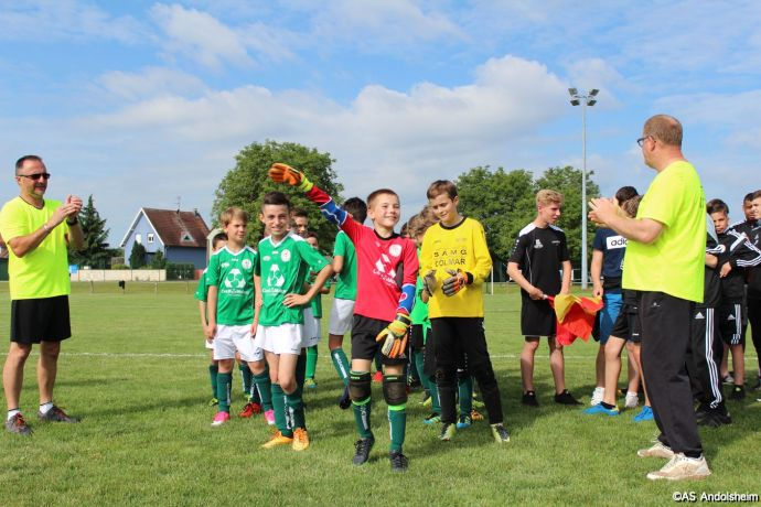 match ecole de Foot AS Andolsheim 70 eme anniversaire 00014