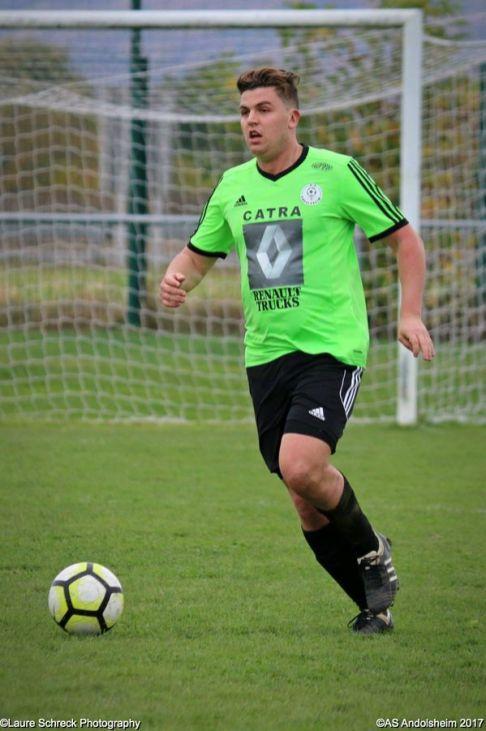as andolsheim senior 1 Vs AS Guemar 00012