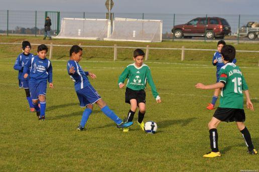 AS Andolsheim 1 U 11 VS FC Horbourg 3 00009