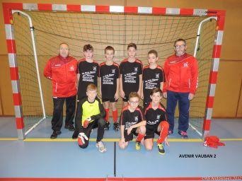 as andolsheim U 13 tournoi en salle 2018 00002