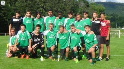 AS Andolsheim U18 VS AS ST Amarin 00000