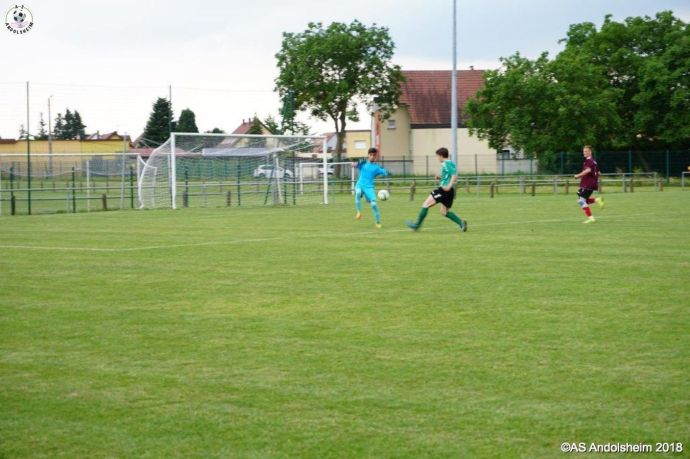 as andolsheim U 18 VS FC HEITEREN 00011