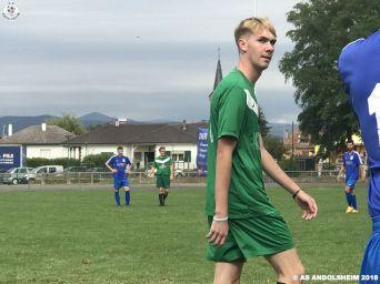 AS ANDOLSHEIM SENIORS 3 VS FC Niedergerheim 2018 00008