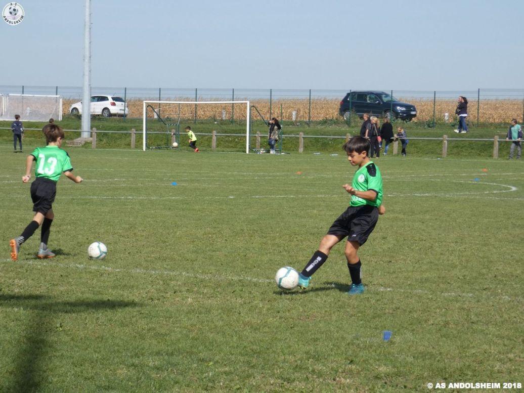 as andolsheim U 11 rentrée du foot 2018 00061