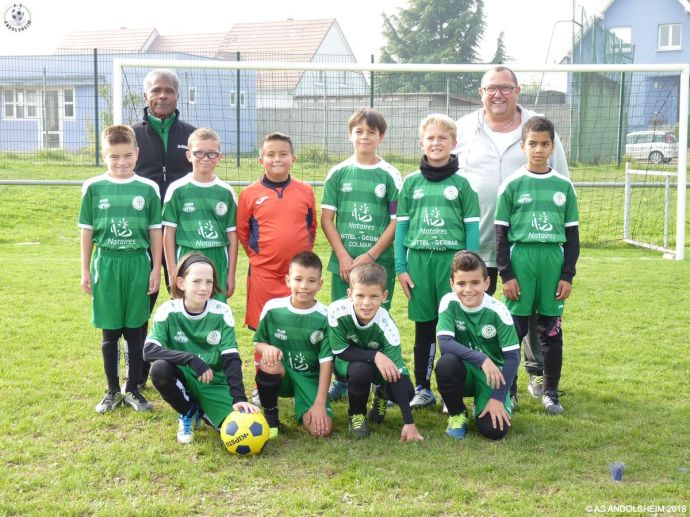 AS Andolsheim U 11 B vs FC Niederhergheim 2018 00000