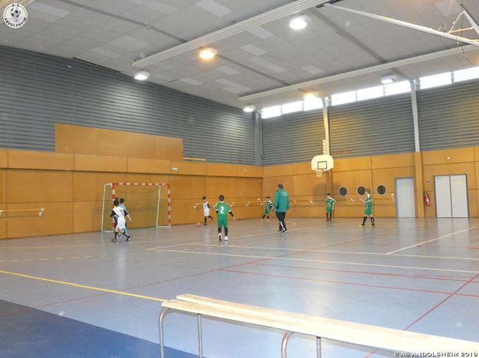 U 11 AS Andolsheim tournoi Futsal Horbourg 2019 00000