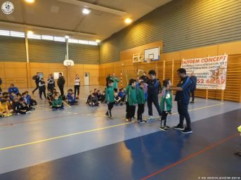 U 11 AS Andolsheim tournoi Futsal Horbourg 2019 00036